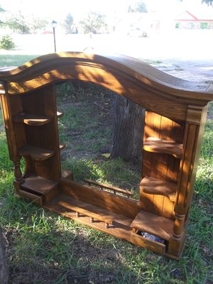 Wooden headboard for Sale in Abilene, TX