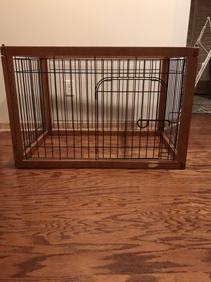 Wood Dog Crate for Sale in Burnsville, MN