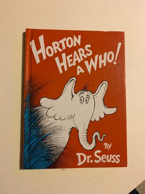 Horton Hears A Who ! for Sale in New Haven, CT