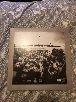 To Pimp a Butterfly Kendrick Lamar Double LP for Sale in Los Angeles, CA