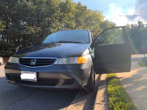 2004 Honda Odyssey for Sale in MONTGOMRY VLG, MD