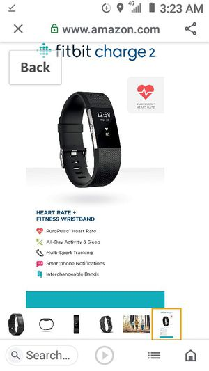 Fitbit charge2 for Sale in Inglewood, CA