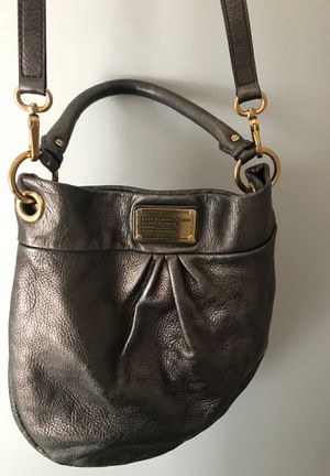 Authentic bronze Marc Jacobs handbag for Sale in Silver Spring, MD
