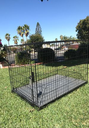 $25 Large Dog Crate! Great Condition! for Sale in Anaheim, CA