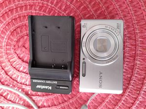 Sony Camera ,new battery & charger for Sale in Salinas, CA