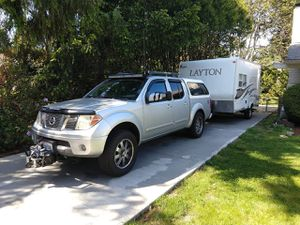 2005-2032 Nissan frontier crew cab short bed canopy for Sale in Vancouver, WA