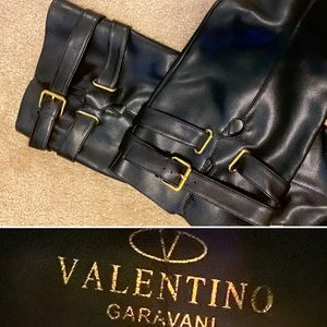 Womens Leather Boots VALENTINO for Sale in Chicago, IL
