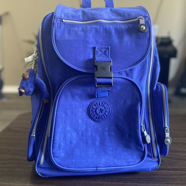 Kipling Luggage Alcatraz Laptop Rolling Backpack