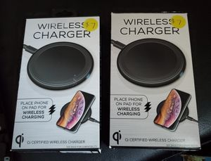 New wireless charger for Sale in Riverside, CA