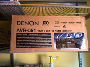 Denon for Sale in San Jose, CA