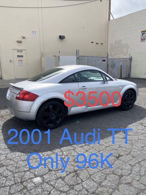 2001 Audi TT turbo for Sale in Covina, CA