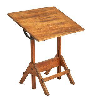 Antique 1920s drafting table for Sale in Glen Allen, VA