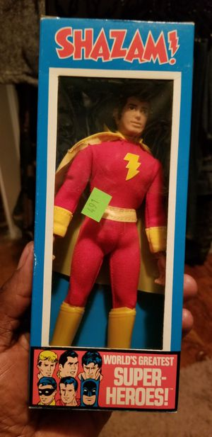 Mego Shazam all original in original box for Sale in Coral Springs, FL