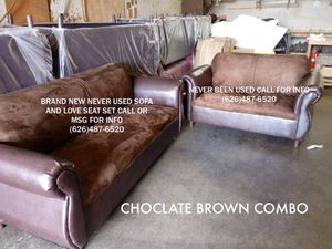 BRAND NEW SOFAS AND LOVE SEATS/ COUCHES FOR SALE for Sale in West Covina, CA