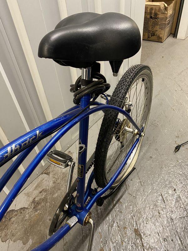 Men's Diamondback cruiser bike