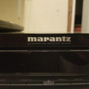 Marantz nr1403 Súper Good 160 for Sale in Fontana, CA