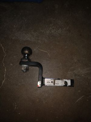 "1 1/2 inch hitch 2"" ball for Sale in Las Vegas, NV"