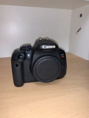 Canon T5i kit (negotiable, trying to sell ASAP) for Sale in Piscataway, NJ