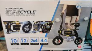 Swagtron Swagcycle Electric bike Brand New for Sale in Salisbury, MD