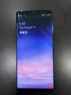 Galaxy Note 8 $500 obo for Sale in Tulare, CA