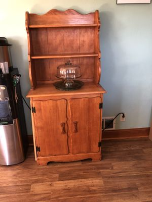 New and Used Antique cabinets for Sale in Pittsburgh, PA ...