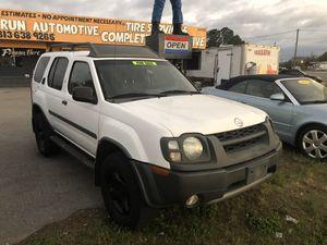 2002 Nissan Xterra XE V6 for Sale in Tampa, FL