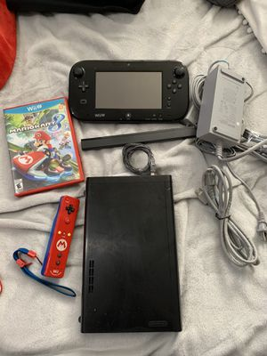 Nintendo Wii U for Sale in Inglewood, CA