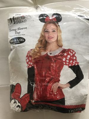 Minor Mouse costume Halloween for Sale in Miami, FL