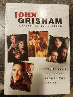 John Grisham movie collection for Sale in Providence, RI