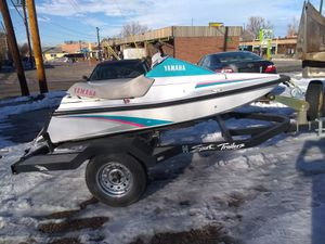 1993 Yamaha waverunner jetski and trailer for Sale in Denver, CO