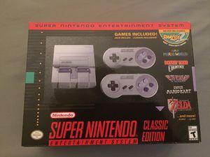 SNES Classic for Sale in Stockton, CA