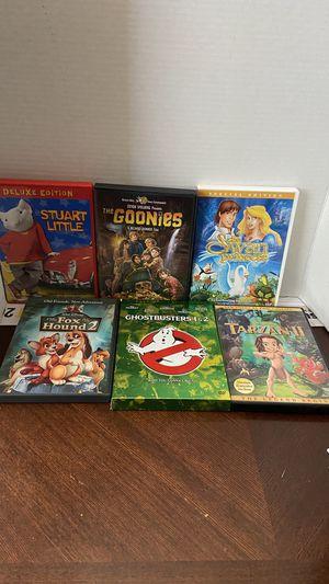 Kids dvd movies for Sale in Queen Creek, AZ