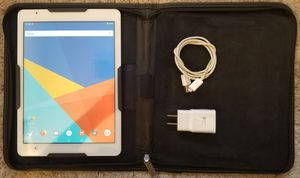 """Android 9.7"""" 64GB tablet (Teclast X98 Plus) + Kenneth Cole case for Sale in Albany, CA"""