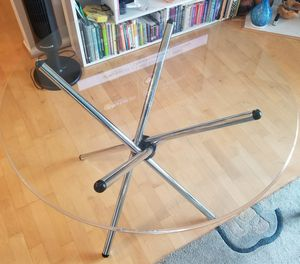 Glass table for Sale in McLean, VA
