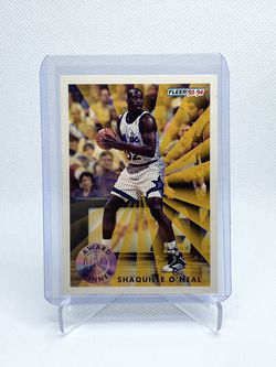 Shaquille O'Neal 1993-94 Fleer Award Winner Card #231 RC for Sale in Spring Valley,  CA