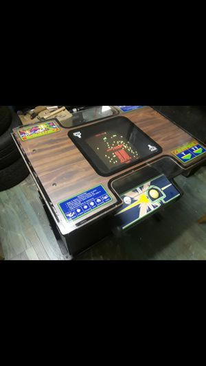 CENTIPEDE ARCADE GAME COCKTAIL 2 PLAYER - WAX TRADE?☺☺ for Sale in Lakewood, CO