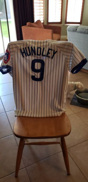 Randy Hundley authentic signed Jersey. Size 48. Never been worn. for Sale in Chandler, AZ