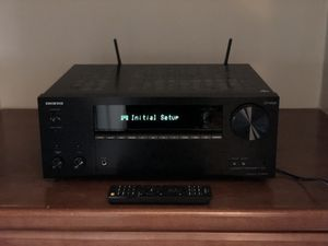 Onkyo TX-NR575 A/V Receiver for Sale in San Diego, CA