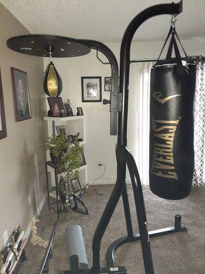 Boxing bag combo for Sale in Las Vegas, NV