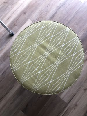 Home decor stool chair for Sale in Gibsonton, FL