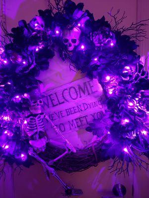 Halloween Wreath for Sale in San Diego, CA