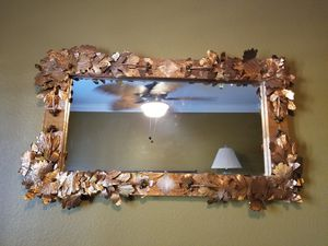 Copper Leaf Mirror for Sale in Henderson, NV