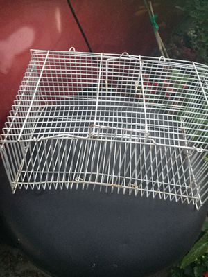Small cage for mouse or hamsterfor pet for Sale in Sacramento, CA