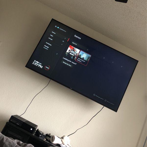 65 Inch Smart Tv with 1 Yr Warranty