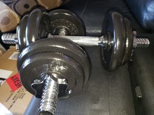 Adjustable Dumbbells for Sale in San Diego, CA