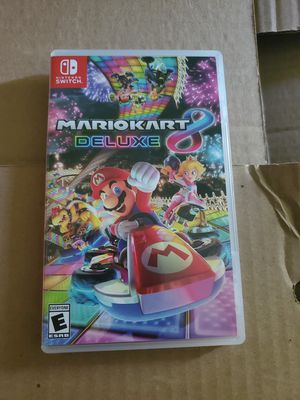Mario Kart 8 Deluxe for Sale in Palmdale, CA