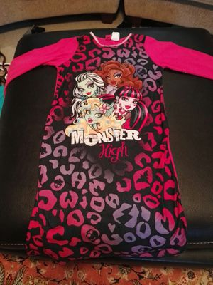 Monsters high sleep dress 14-16 for Sale in Portland, OR