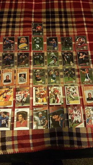 Football cards rookies for Sale in Snohomish, WA