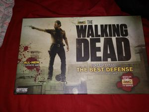 The walking dead board game for Sale in Sacramento, CA