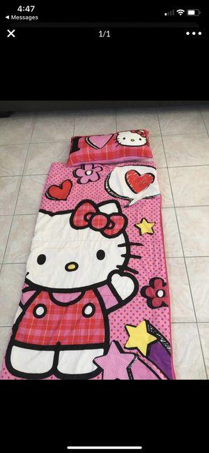 Hello Kitty sleeping bag for Sale in Laguna Niguel, CA